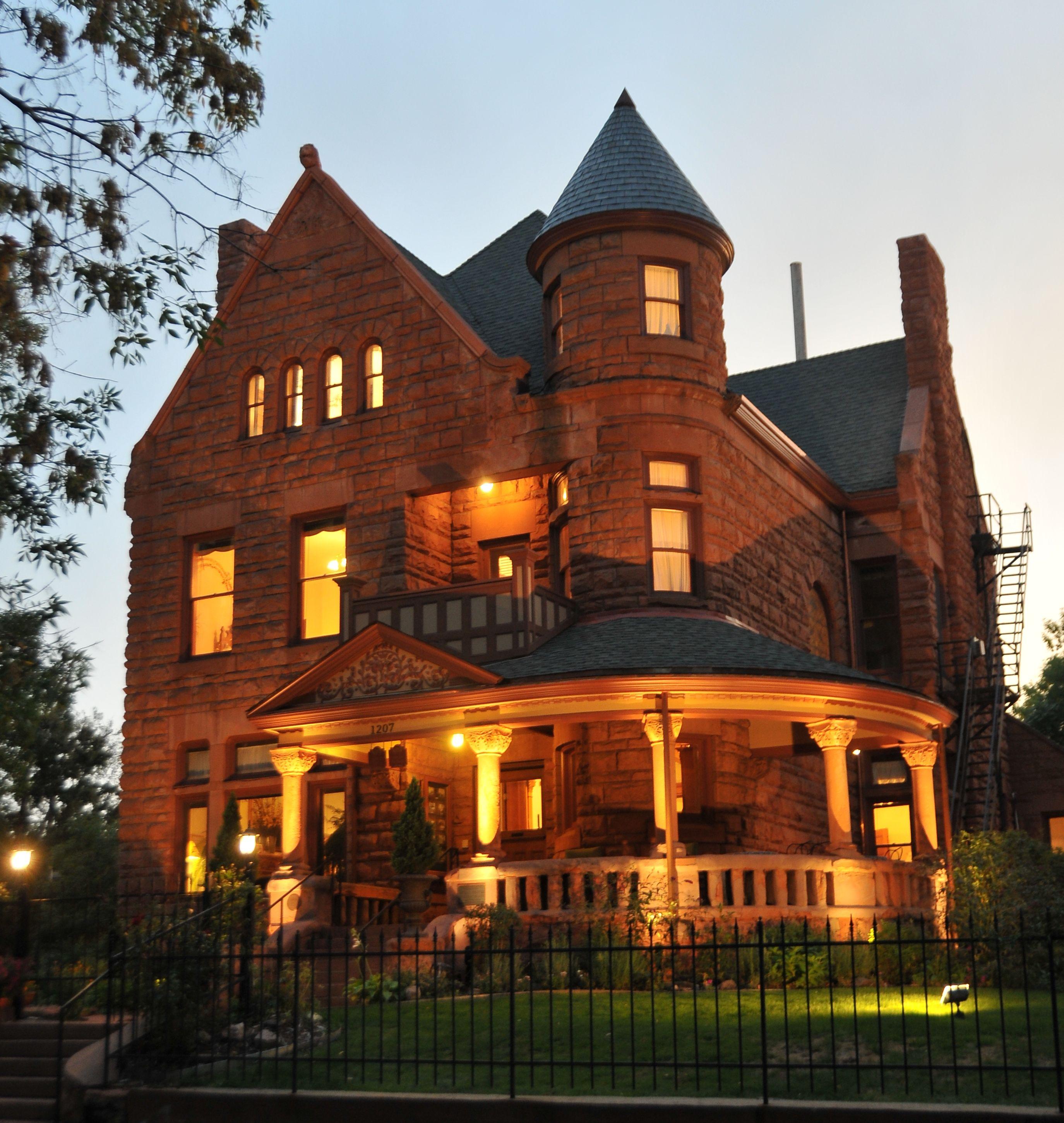 capitol hill mansion bnb, denver. | places: summer vacation 2012