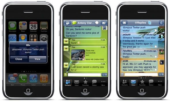 We help assemble talk applications over Web, Android, iOS