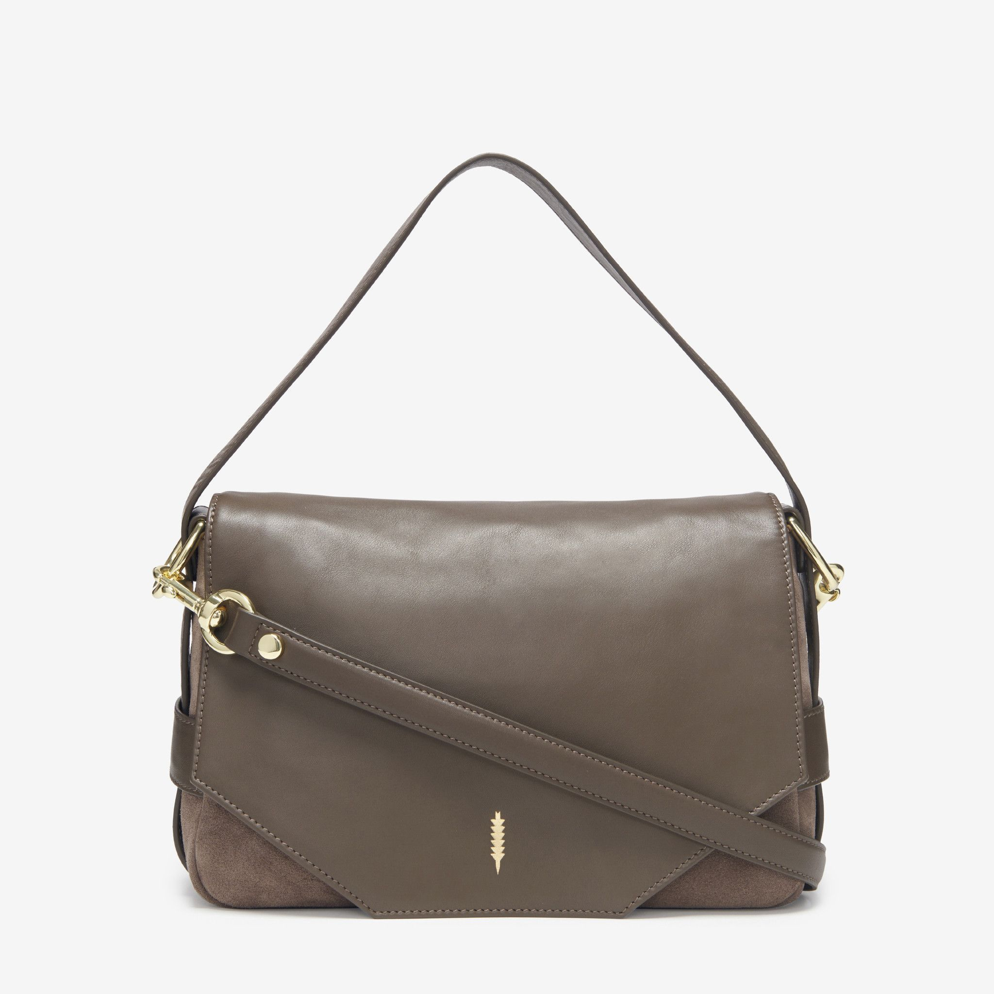 ed0b0d0a9 GEORGINA CROSSBODY - HAZEL SUEDE – THACKER | HANDBAGS | Fashion ...
