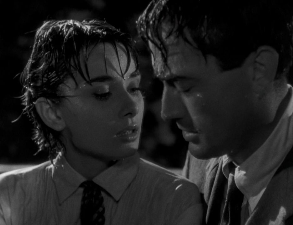 Roman Holiday (1953, William Wyler) /  Cinematography by Henri Alekan, Franz Planer #williamwyler Roman Holiday (1953, William Wyler) /  Cinematography by Henri Alekan, Franz Planer #williamwyler