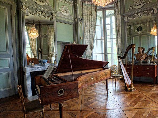 The Voluptuous Chateau de Valencay