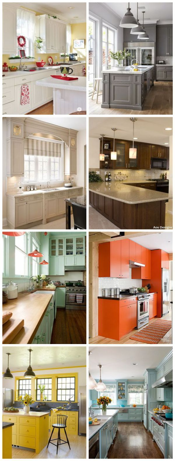 Most popular kitchen cabinet paint color ideas edited in