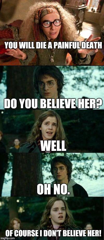 Funny Harry Potter Professor Meme Generator Imgflip Harry Potter Professors Harry Potter Funny Harry Potter