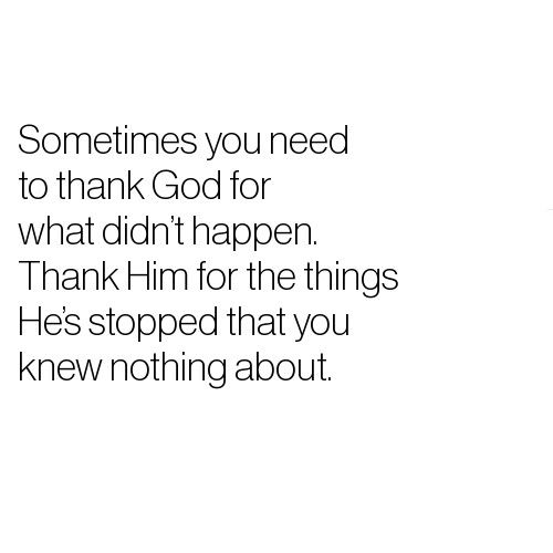 God Above Everything
