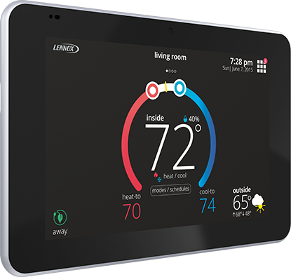 iComfort S30 | Smart Thermostat | Wi-Fi Controlled Thermostat ... on mobile home pipes, mobile home water softener, mobile home hvac, mobile home doors, mobile home concrete, mobile home crane, mobile home humidifier, mobile home flame, mobile home condenser, mobile home filters, mobile home wiring, mobile home vents, mobile home sump pump, mobile home financing, mobile home flue, mobile home dehumidifier, mobile home shingles, mobile home stereo, mobile home button, mobile home lights,