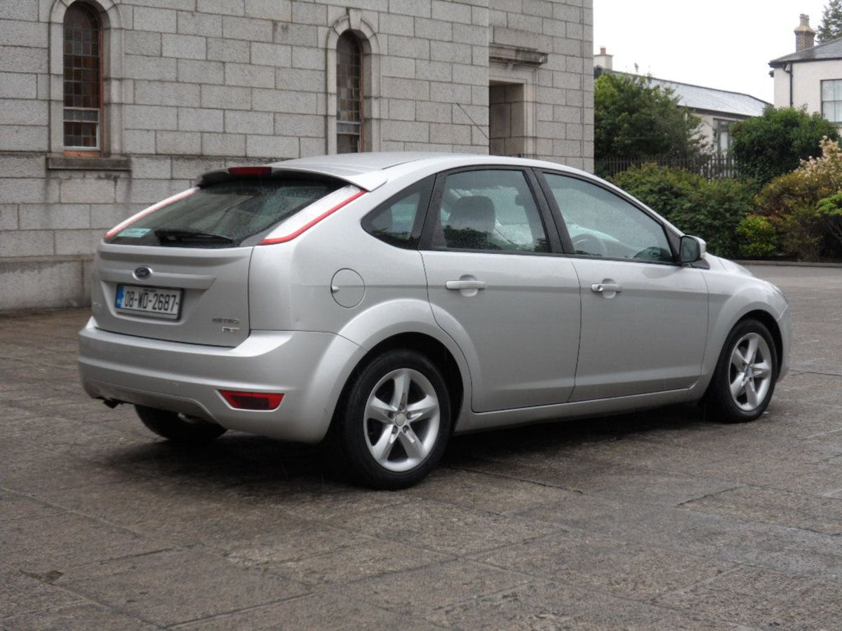 08 Ford Focus 1 6 Tdci Zetec New Nct Today For Sale In Dublin For 1950 On Donedeal In 2020 Ford Focus 1 Ford Focus 08 Ford Focus