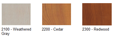 Duckback Superdeck Semi Transpa Stain Color Chart Weathered Gray Colors