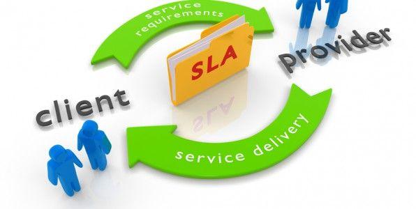 Logistics Service Level Agreement And Logistics Key Performance