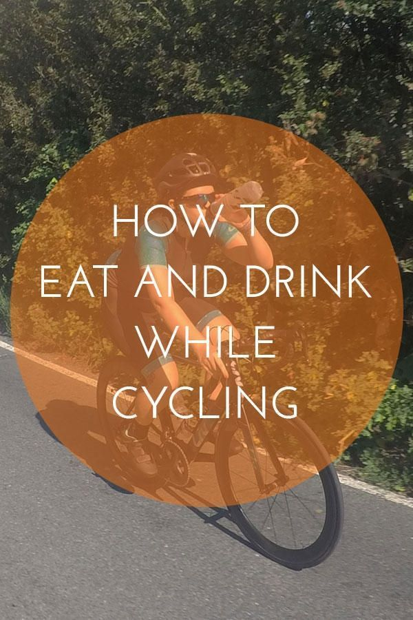 Taking a drink on the bike give you the wobbles Heres everything you need to know about how to eat and drink while cycling