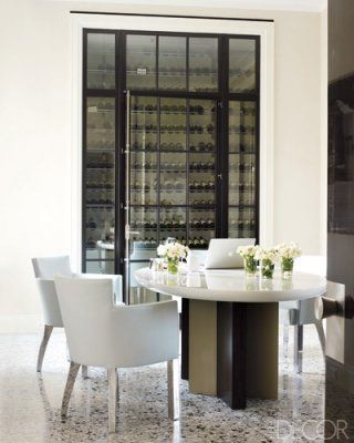 Brilliant Showcase Wine In Your Dining Room As You Do Books In Amazing Glass Showcase Designs For Living Room Decorating Design