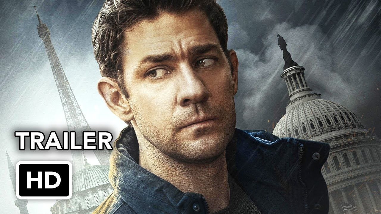 Tom Clancy S Jack Ryan Amazon Trailer Hd John Krasinski Tom Clancy Tv Series To Watch John krasinski tom clancys jack ryan
