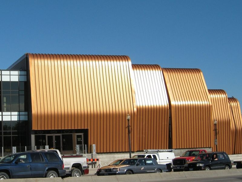 Kalzip gallery google search wwtp standing seam roof for International home decor llc