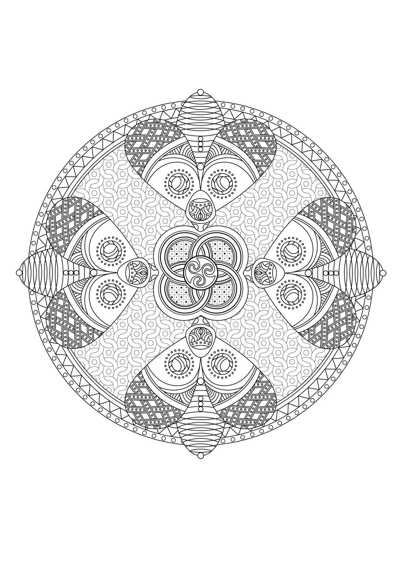 Art Therapie Celtique 100 Coloriages Anti Stress Amazon De Michel Solliec Gael Hily Fremdsprachige Bucher Muster Malvorlagen Mandalas Bucher