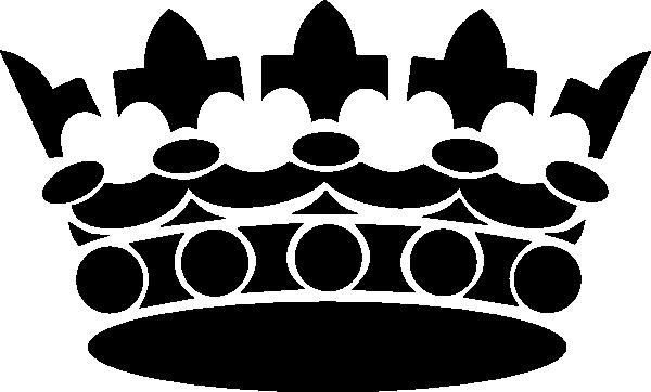 Crown Clipart Black And White Siluetas Letras Decoradas Letras