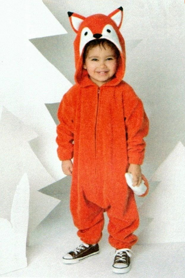Fox Costume for baby toddler child by Jolibe on Etsy | Halloween ...
