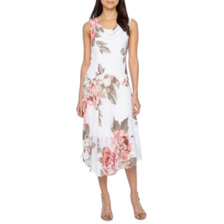 75a216be7ed1 Buy R   K Originals Sleeveless Floral Maxi Dress at JCPenney.com today and  Get Your Penney s Worth. Free shipping available