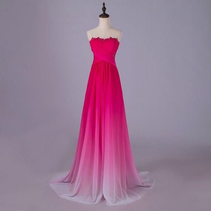 Long Coral Colored Bridesmaid Dresses 2015 Vestidos De Festa ...