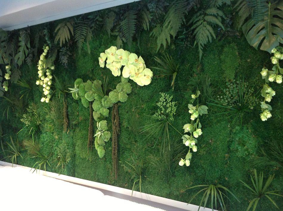 murs en vegetaux stabilises mur