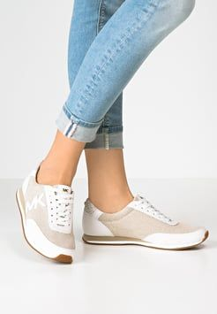 hot sale online fe861 b709d MICHAEL Michael Kors - STANTON - Zapatillas - natural