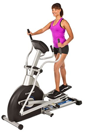 Horizon Fitness Ex-69-2 Elliptical Trainer provides you a low -impact workout at your home.It's high-quality features, minimum weight capacity and magnetic resistance provide you an effective cardiovascular workout. It guarantees that it is smoother than any other brands. It is very easy to use for any kind of users.