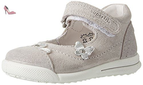 Chaussures Superfit vertes fille