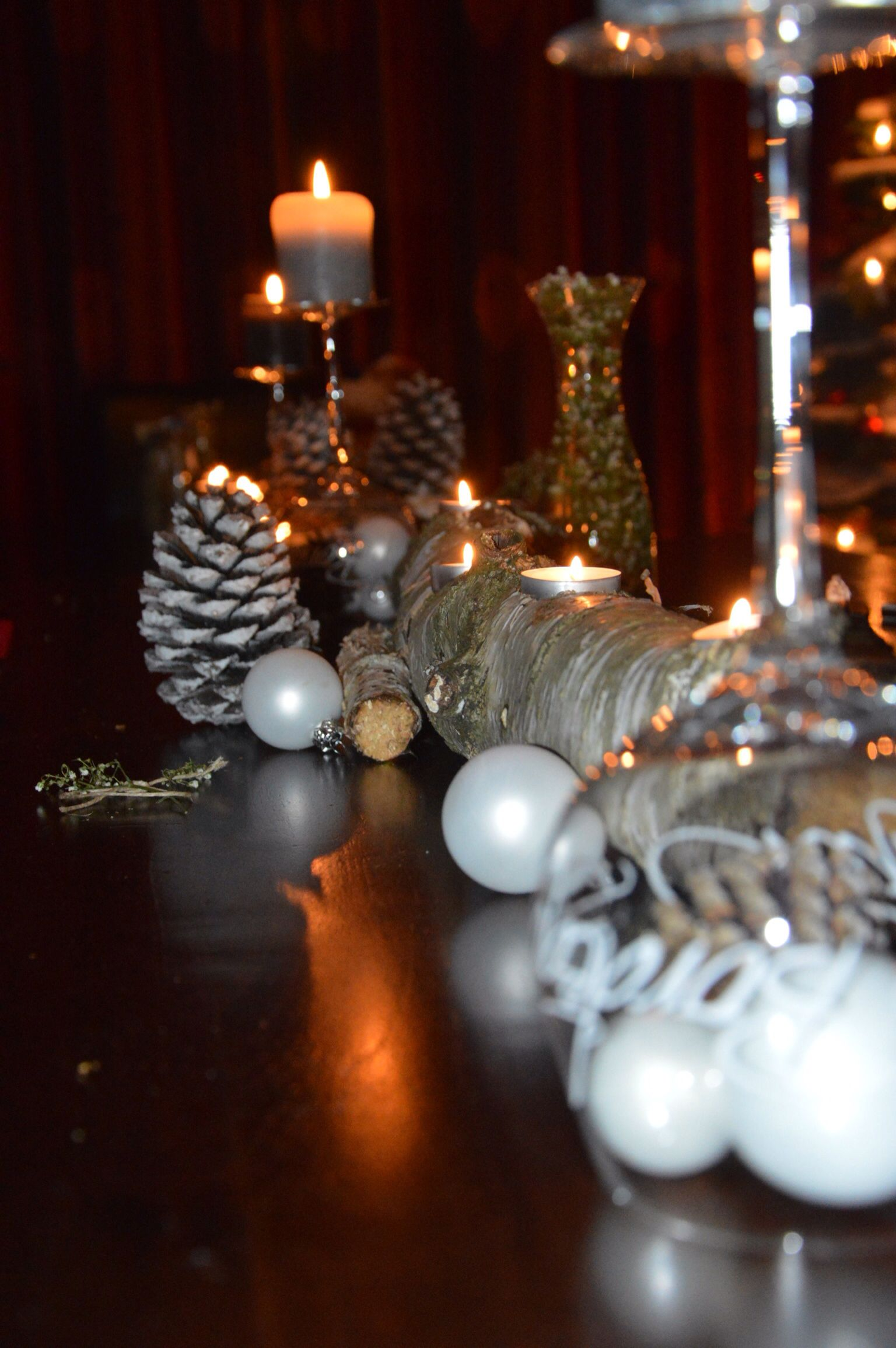 Pin Op Kersttafel