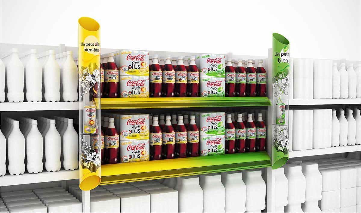 Posm design sofy posm design - Design Collection Shelves Display On Behance