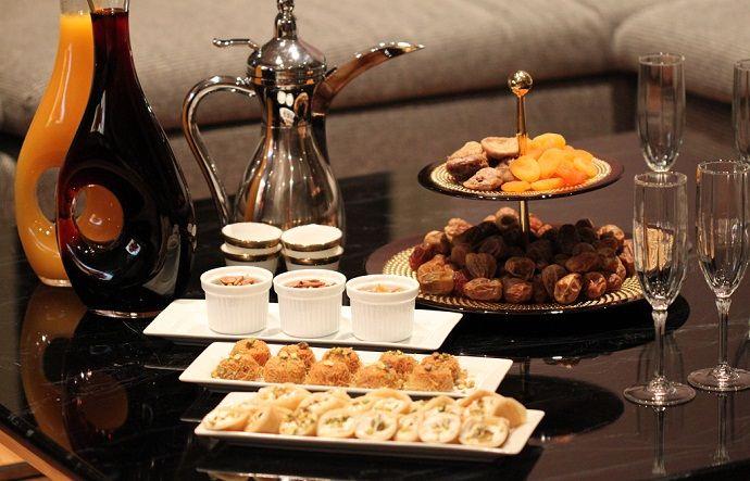 سفرة مميزه اللهي رحمتك ارجوا سفرتي باليوم الـــ 24 المطبخ منتديات شبكة الاقلاع Ramadan Sweets Food Ramadan