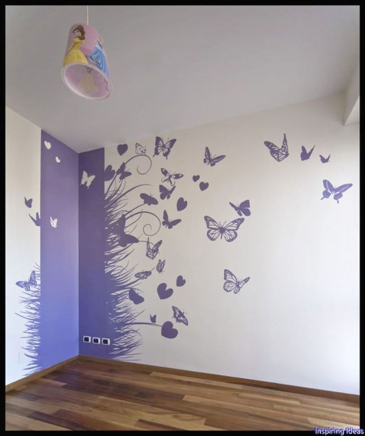 42 Gorgeous Wall Painting Ideas That So Artsy Paintingfuls Beautiful Wall Decor Diy Wall Painting Wall Paint Designs