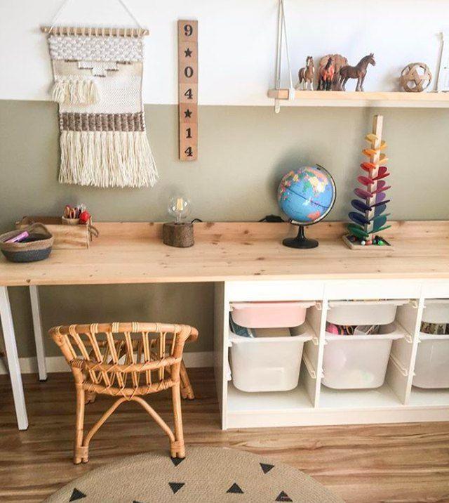10 Brilliant Ways Parents Use IKEA's Trofast Storage System