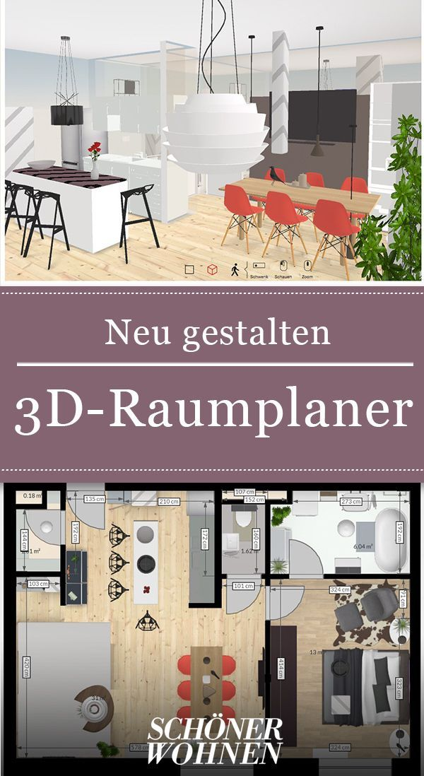 Photo of ▷ Pianificatore di sala 3D: impostazione online