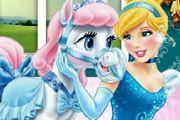 Cinderella And Her Pony