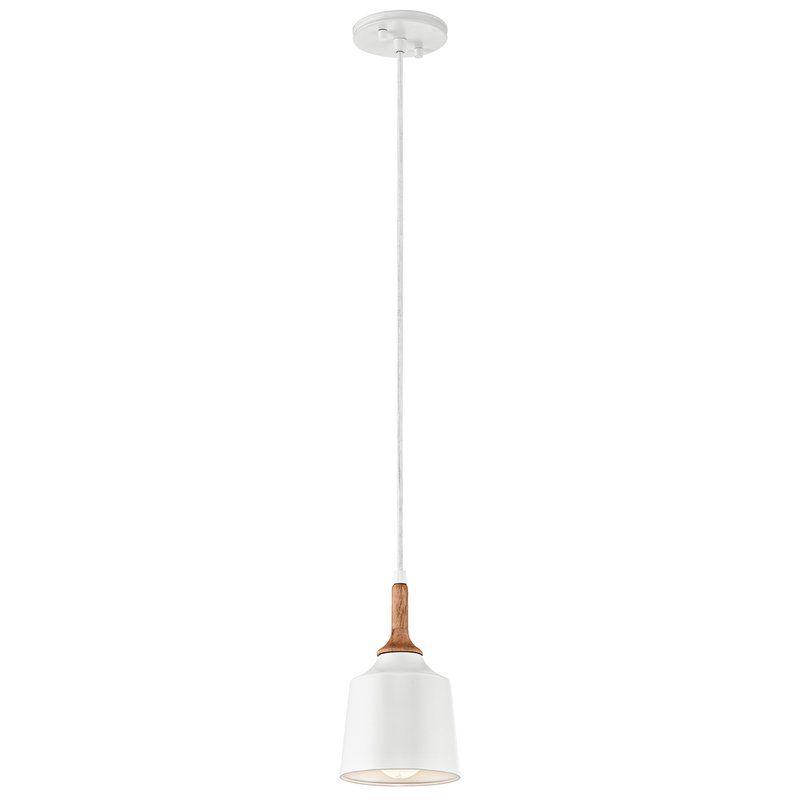 Danika 1 Light Mini Pendant Reviews Allmodern Mini Pendant Lights Pendant Light Pendant Lighting