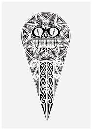 Resultado De Imagem Para Tattoo Maori Na Perna Desenho Maori Pernas