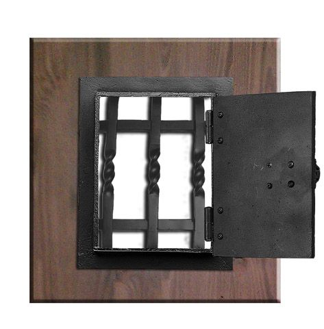 Speakeasy door kit  sc 1 st  Pinterest & Speakeasy door kit | Doors and hardware | Pinterest | Door kits and ...