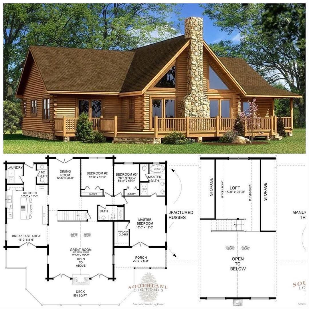 No Hay Texto Alternativo Automatico Disponible Lake House Plans Log Home Floor Plans Barn House Plans