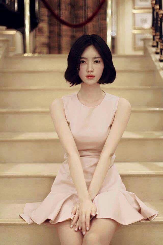 Épinglé par Phó Phương sur hair Cheveux asiatique, Mode
