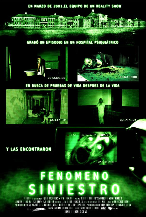 Fenómeno Siniestro 1 Movies Movie Posters Book Art