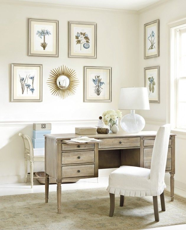 feminine desks marvellous design ideas   Inspiring Home Office Ideas   Feminine home offices, Home ...