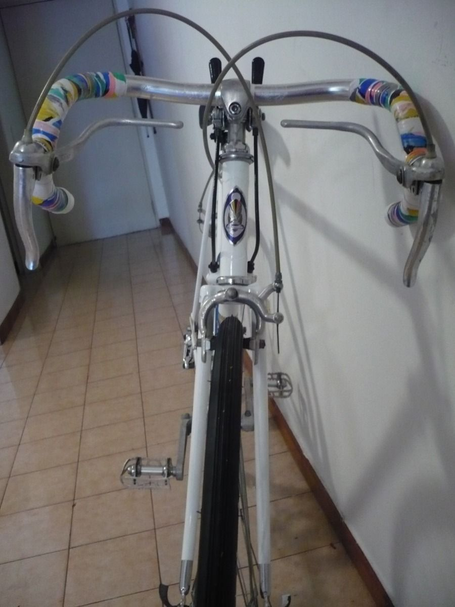 bicicleta benotto rin 27 como nueva