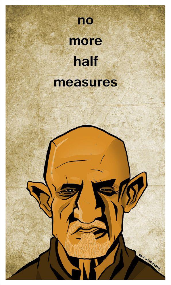 No Half Measures by Dan Widdowson in the UK Links: Blog ...  No Half Measures Breaking Bad