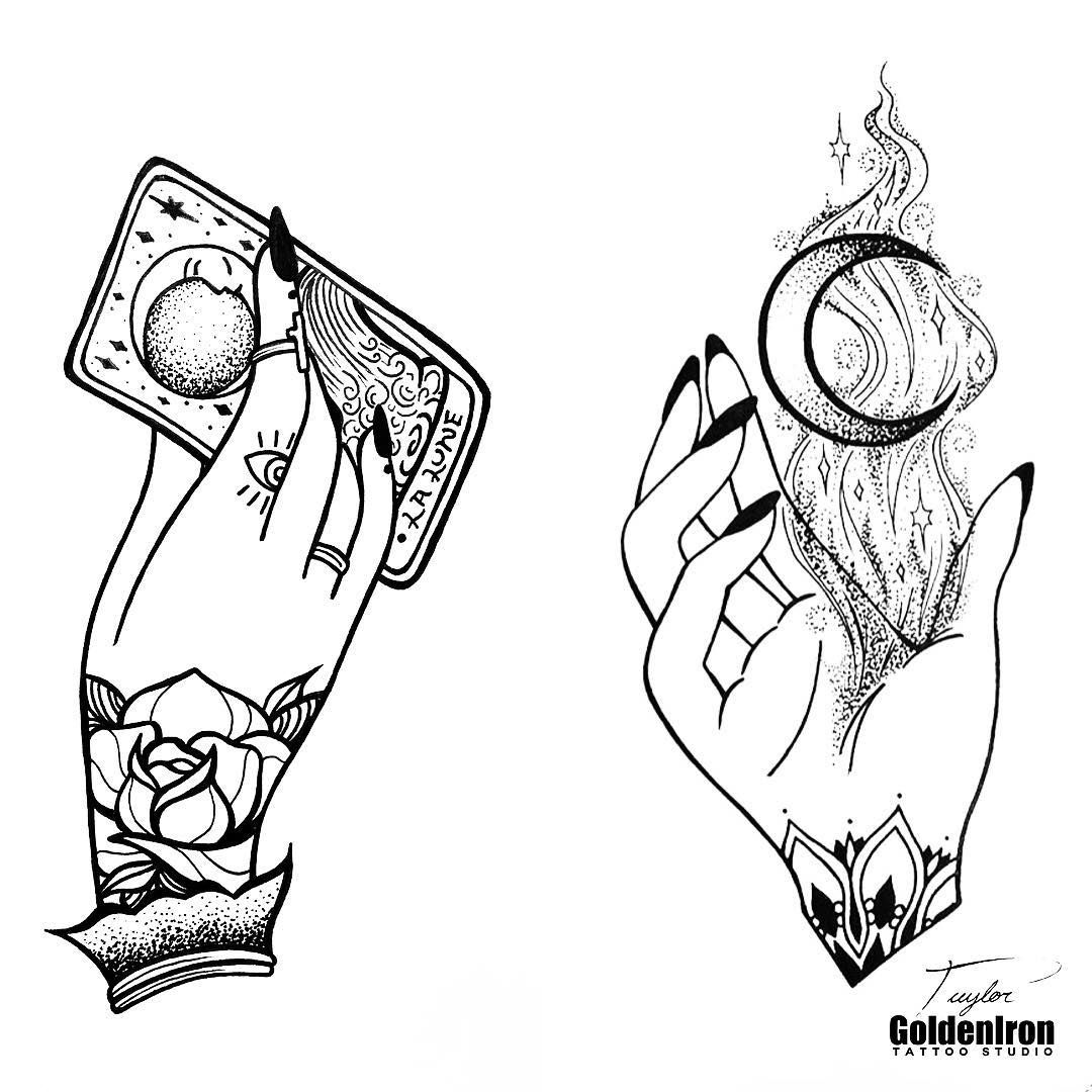 Hand tattoo ideas tattoo designs you both are spoken for i reallllly really want to do these hit me up