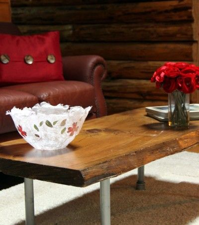 Decorative Bowls For Coffee Table Make Your Own Decorative Bowl Using Pressed Leaves  Recycleing