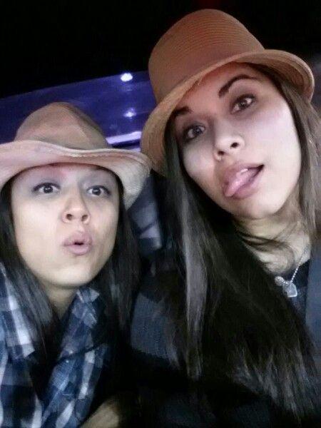 I love her. .. fun night ♥