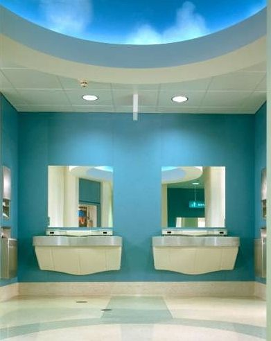 The Field Museum Voted The Best Public Restrooms In The Us Cool Public Restrooms