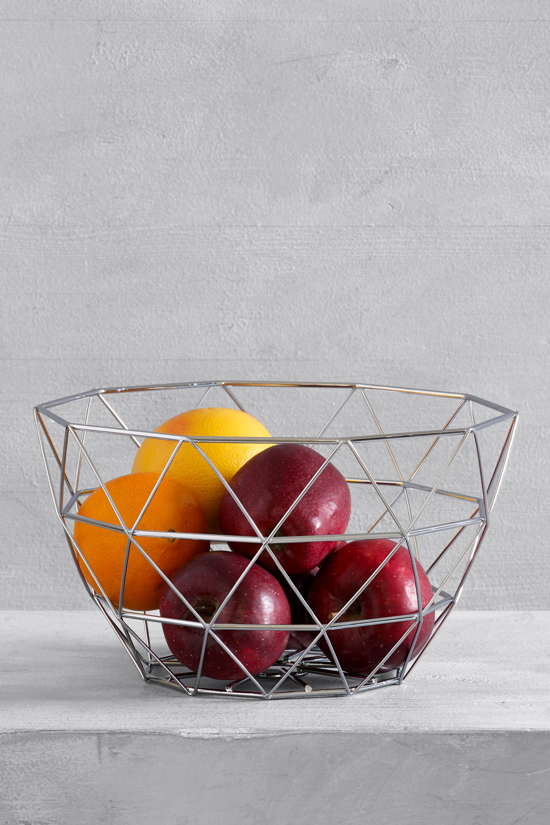 Buy Chrome Wire Fruit Bowl from the Next UK online shop