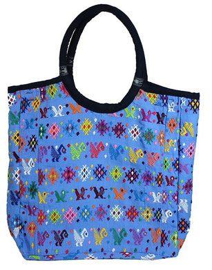 Huipil Handtasche aus Mexiko | Hupil Taschen aus Mexiko Online ...