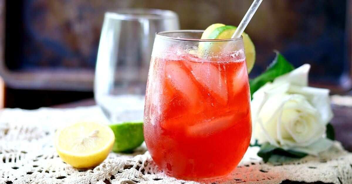 Alabama Slammer Cocktail Recipe Bourbon Cocktails Summer