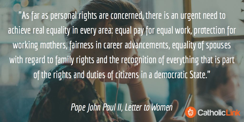 john john paul ii letter to