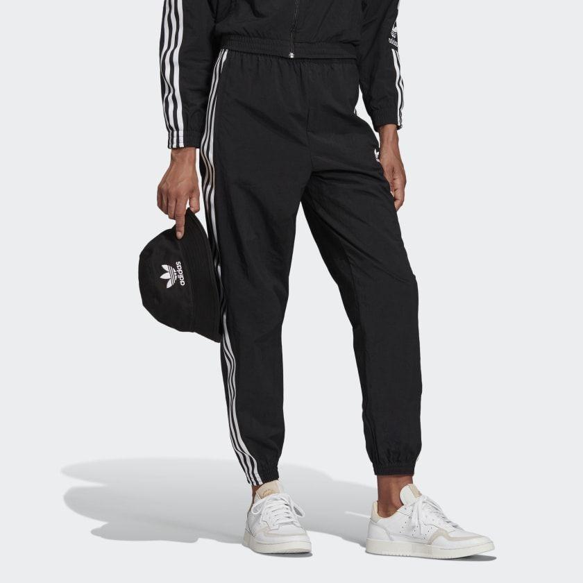 adidas pantalon noir
